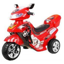 MOTOR dla dzieci NA AKUMULATOR elektryczny F928 czerwony