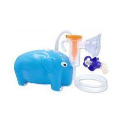 INHALATOR ORO-NEB BABY BLUE + SMOCZEK