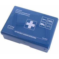 Apteczka samochodowa pierwszej pomocy PK-MOT Niebieska (AS6 BLUE)