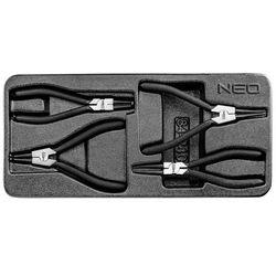 Zestaw szczypiec NEO 84-240 (4 elementów) DARMOWY TRANSPORT