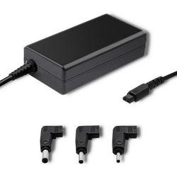 QOLTEC do Acer 65W 3 wtyczki +kabel zasilający 51756