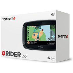 TomTom nawigacja Rider 550