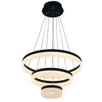 Lampy sufitowe, Lampa wisząca FLAT CIRCLE L-CD-03-BL - Zuma Line - Zapytaj o kupon rabatowy