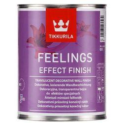 TIKKURILA FEELINGS EFFECT FINISH- bejca do efektów dekoracyjnych, 0.9l
