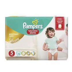 Pieluchomajtki Pampers Premium Care Junior rozmiar 5, 40 szt.