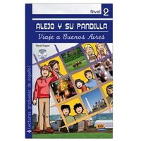 Książki do nauki języka, Viaje a Buenos Aires+Cd (opr. miękka)