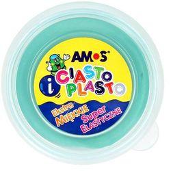 Ciastoplasto zielona 30g Amos