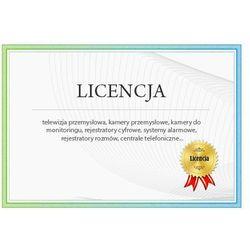 Centrala telefoniczna PROXIMA Licencja na 2 porty VoIP wewnętrzne