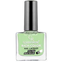 Golden Rose - RICH COLOR - Nail Lacquer - Długotrwały lakier do paznokci - 85