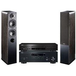 Yamaha R-N303D + CD-S300 + NOTA 550