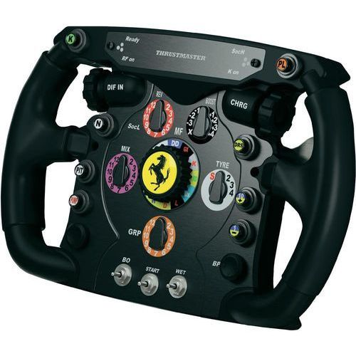 Kierownice do gier, Kierownica THRUSTMASTER Ferrari F1 ADD-ON (PC/PS3/PS4/XONE) + DARMOWY TRANSPORT!