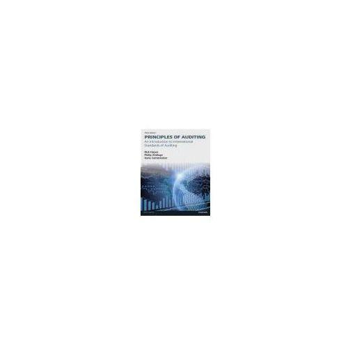Biblioteka biznesu, Principles of Auditing - Wysyłka od 2,99 - porównuj ceny z wysyłką - Wesołych Świąt (opr. miękka)