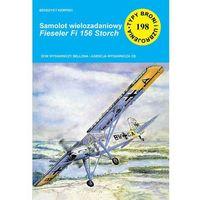 Książki dla dzieci, Samolot wielozadaniowy Fieseler Fi 156 Storch - Benedykt Kempski (opr. miękka)