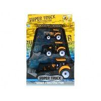 Traktory dla dzieci, Traktor plastikowy 3el