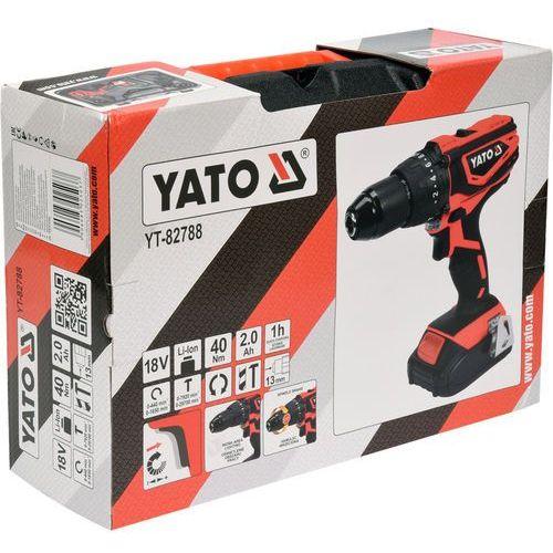 Wiertarko-wkrętarki, Yato YT-82788