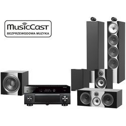 Yamaha RX-A3080 + B&W 702 S2 + 707 S2 + HTM71 S2 + DB4S