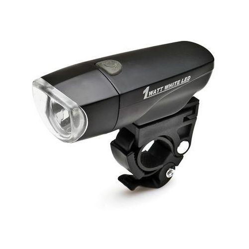 Oświetlenie rowerowe, Lampa rowerowa przednia Falcon Eye 1W FE-1WL LED