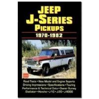 Biblioteka motoryzacji, Jeep J Series Pickups 1970-1982