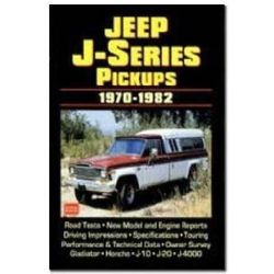 Jeep J Series Pickups 1970-1982