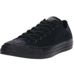 Converse Chuck Taylor All Sta Black/Black/Silver pantofle damskie letnie - 36EUR