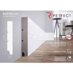 Listwa przypodłogowa MDF Bartek 100 - 16x100x2620 mm