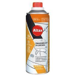 Altax Preparat owadobójczy do drewna bezbarwny 450 ml