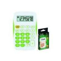 Kalkulatory szkolne, Kalkulator kieszonkowy 8-pozycyjny TR-295-N TOOR