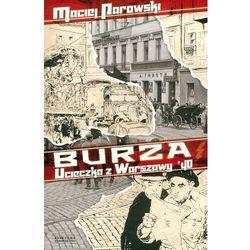Burza Ucieczka z Warszawy ´40. (opr. miękka)