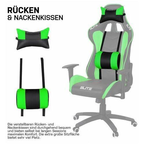 Fotele dla graczy, Fotel Gamingowy biurowy obrotowy