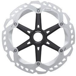 Shimano RT-MT800 Brake Disc Center-Lock, silver/black 203mm 2020 Tarcze hamulcowe