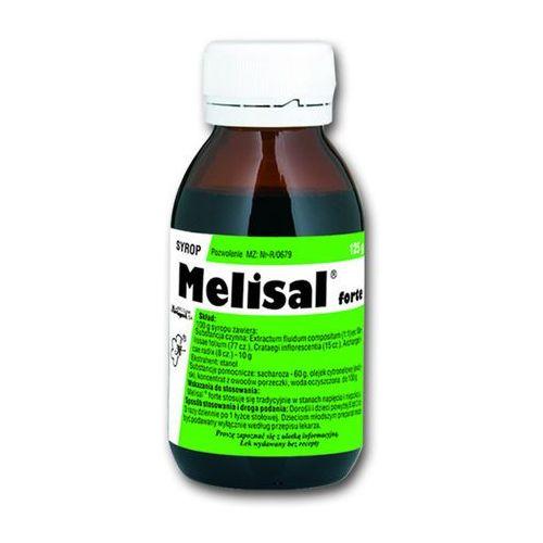 Leki nasenne, MELISAL FORTE syrop 125 g