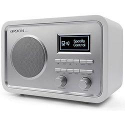 ARGON AUDIO iNet2+ BIAŁY - radio DAB+ z możliwością zdalnego sterowania z bezpłatnej aplikacji | Zapłać po 30 dniach | Gwarancja 2-lata