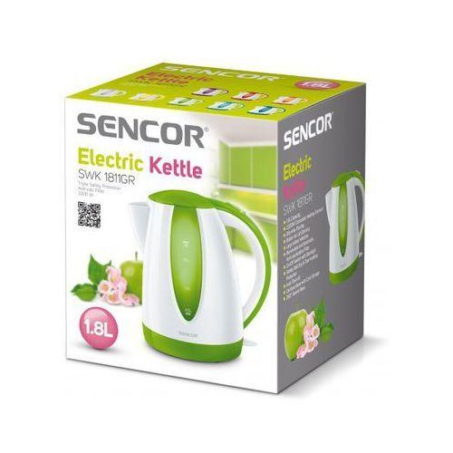 Czajniki elektryczne, Sencor SWK 1811
