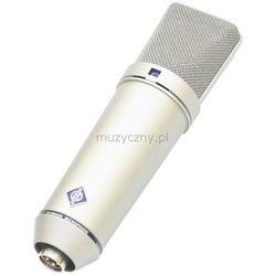 Neumann U87 Ai mikrofon studyjny wielkomembranowy, kolor niklowy Płacąc przelewem przesyłka gratis!
