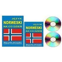 Książki do nauki języka, Język norweski na co dzień CD i. Mini kurs językowy. Rozmówki polsko-norweskie (+ CD audio + CD mp3)