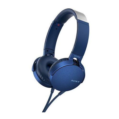 Słuchawki, Sony MDR-XB550