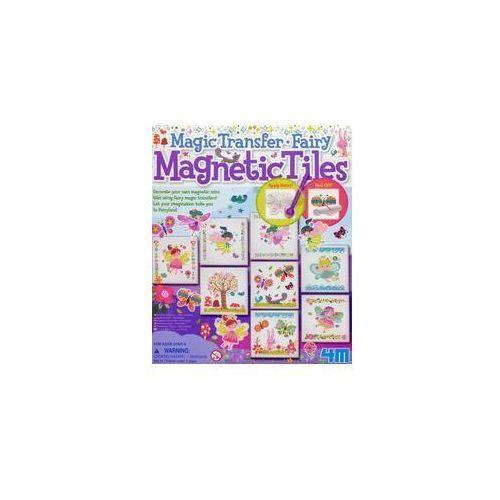 Kreatywne dla dzieci, Magiczne kalkomanie Magnesy