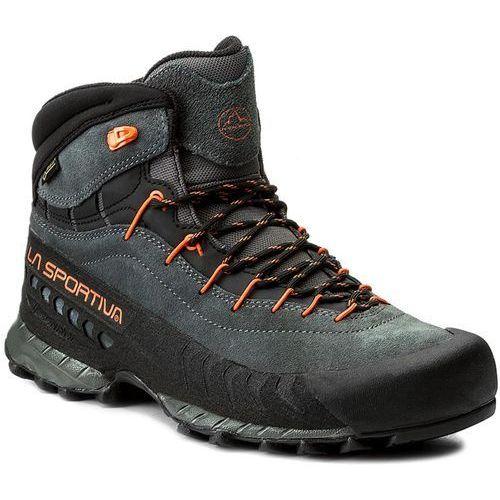 Odzież do trekkingu, Trekkingi LA SPORTIVA - Tx4 Mid Gtx GORE-TEX 27E900304 Carbon/Flame