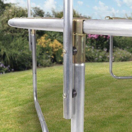 Trampoliny, Trampolina ogrodowa 305 cm do 150 kg