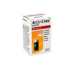 Lancet Accu-Chek FastClix x 24 sztuki
