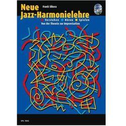 Neue Jazz-Harmonielehre, m. 2 CD-Audios Sikora, Frank