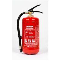 Sprzęt przeciwpożarowy, Gaśnica proszkowa GP-4 X ABC - 4 kg