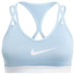Nike Performance PRO INDY COOLNG Biustonosz sportowy cirrus blue/pure platinum