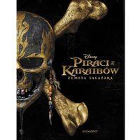 Literatura młodzieżowa, PIRACI Z KARAIBÓW ZEMSTA SALAZARA - Jeff Nathanson (opr. twarda)