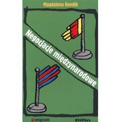Negocjacje międzynarodowe (opr. miękka)