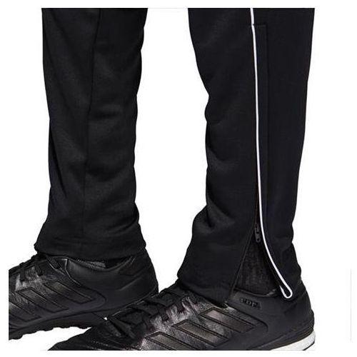 Pozostała odzież sportowa, Spodnie męskie adidas Core 18 Training czarne CE9036