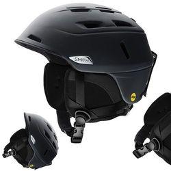 Kask narciarski SMITH CAMBER MATTE BLACK 55-59