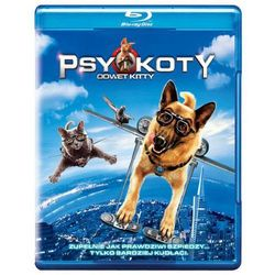 Psy i koty: Odwet Kitty (Blu-ray + dvd)