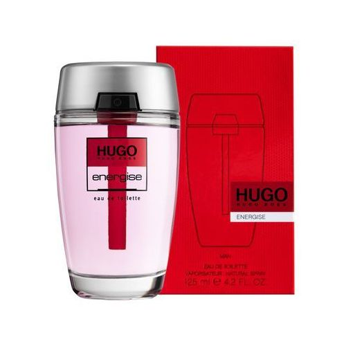 Wody toaletowe męskie, Hugo Boss Hugo Energise Men 125ml EdT