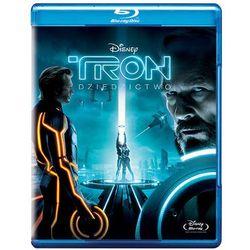 Tron: Dziedzictwo (Blu-Ray) - Joseph Kosinski DARMOWA DOSTAWA KIOSK RUCHU